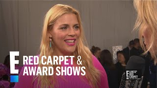 busy philipps tells what to expect on new e series busy tonight e live from the red carpet