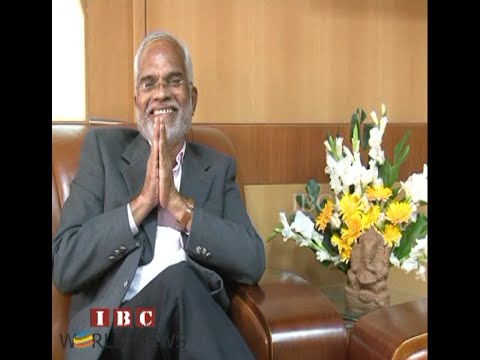 IBC World News_Spl Interview With Mr.Vaman...