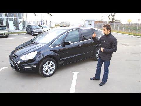 Ford S MAX Тест драйв от Коляныча #31  (Форд С Макс)