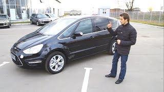 Ford S MAX Тест драйв от Коляныча #31  (Форд С Макс)(, 2014-01-13T16:20:12.000Z)