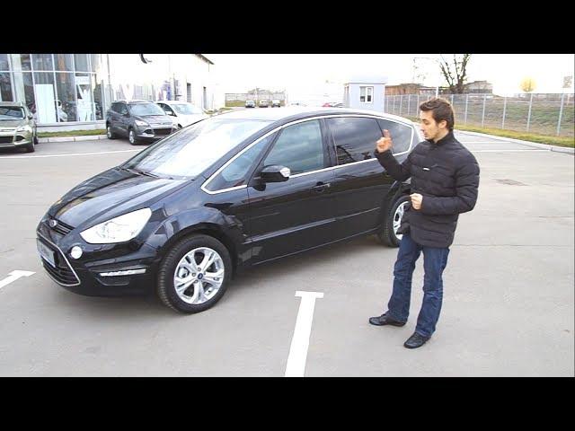 Тест драйв от Коляныча #31 Ford S MAX (Форд С Макс)