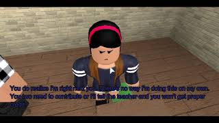 The Adventures Of Roblox Spider Man - Episode 4: Venom