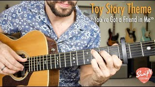 ''Ти знайшов в мені друга'' Самовчитель гри на гітарі - тема з
