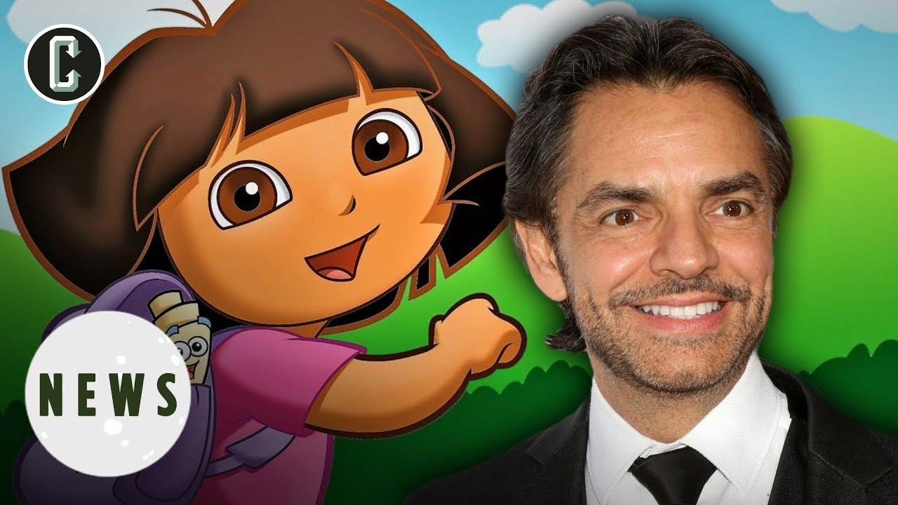 Dora The Explorer Movie Adds Eugenio Derbez As Villain Collider