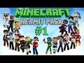 Minecraft Hermit Pack Ep.1- Modded Up!