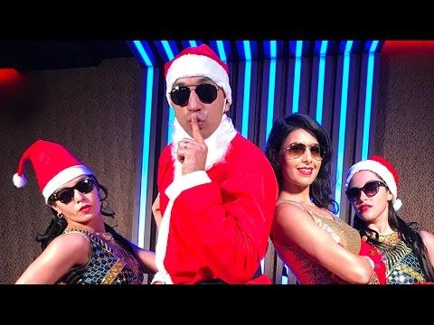 Father Christmas (Kala Chashma - Baar Baar Dekho parody) by Tommy Sandhu featuring Neha Kakkar