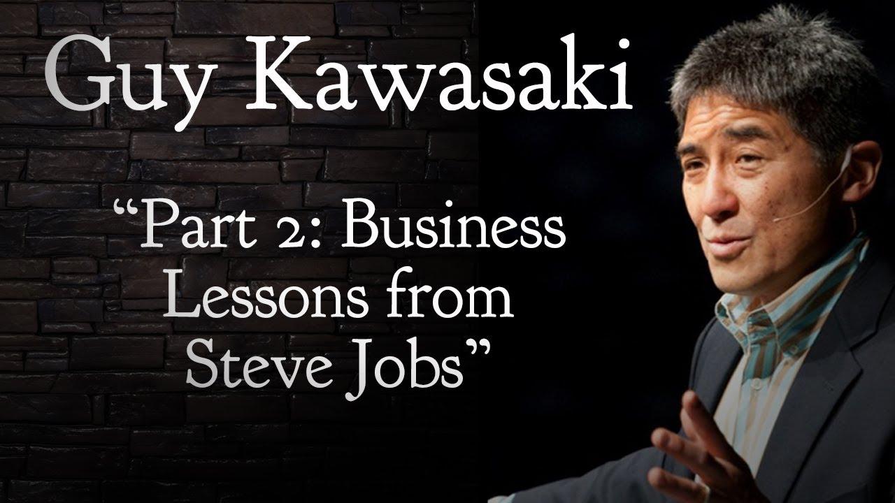 The 10-20-30 Rule: Guy Kawasaki on PowerPoint