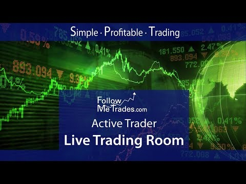 FMT FOMC Announcement Live Trading Room 6-13-2018