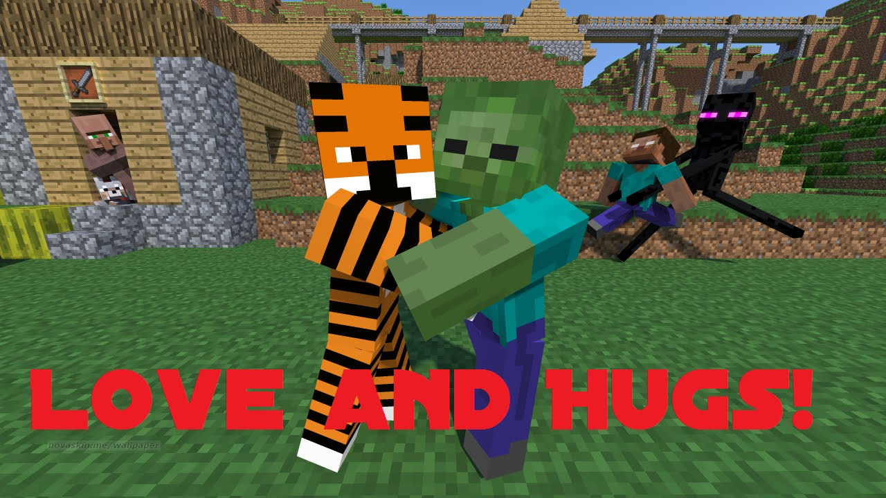 """Image result for minecraft get well hug picture"""""""