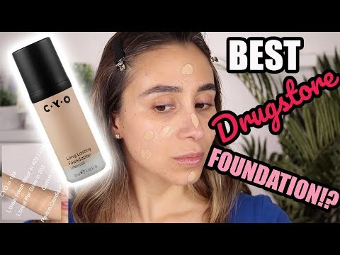 C.Y.O Lifeproof Long Lasting Foundation REVIEW + WEAR TEST!!!!