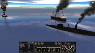 Ironclads: Anglo Russian War 1866 a new battle part 2