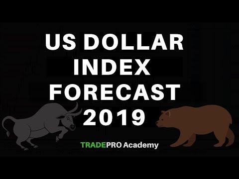 US Dollar Index Forecast 2019