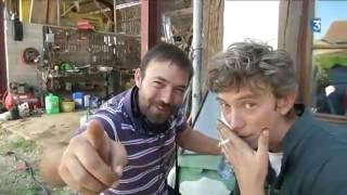 Sur le tournage de Petit paysan (Bloody Milk), drame laitier