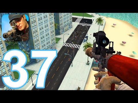 Sniper 3D Assassin: Shoot To Kill - Gameplay Walkthrough Part 37 - Region 12 Completed