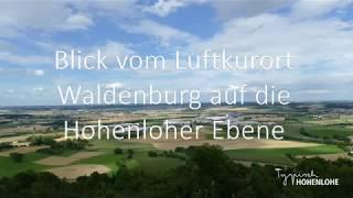 In der Welt unterwegs: In Hohenlohe zuhause