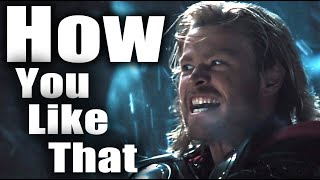 Marvel - How You Like That