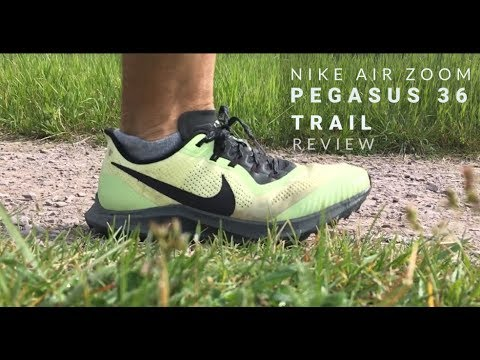 528c177b5 Nike Air Zoom Pegasus 36 Trail test & review - A solid trail running shoe