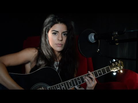 Led Zeppelin - Babe I'm Gonna Leave You // Veronica Sixtos Acoustic Cover