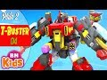 Phim Hoạt Hình Hay Nhất 2019 - ROBOT Người Máy T-Buster [P.2 - Tập 4]: Rượt Đuổi - Hoạt Hình