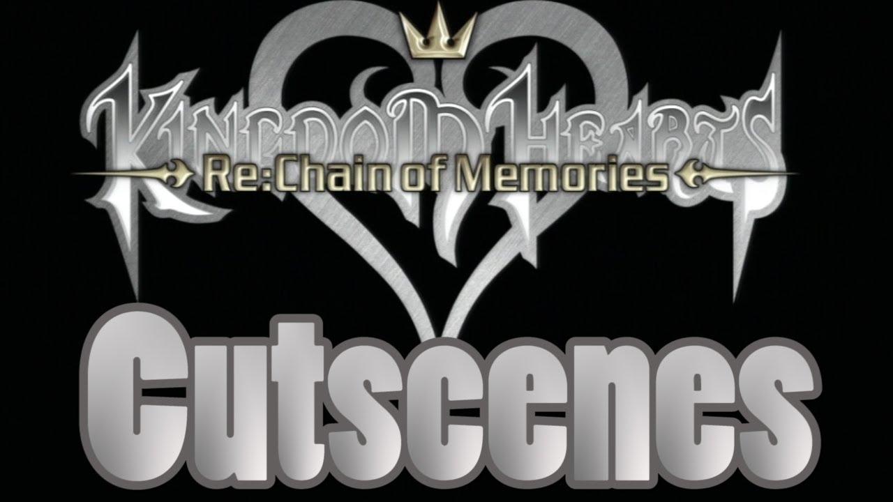 kh hd 15 remix kingdom hearts rechain of memories full