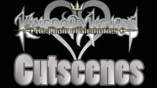 KH HD 1.5 ReMIX - Kingdom Hearts Re:Chain of Memories FULL MOVIE (English) All Cutscenes