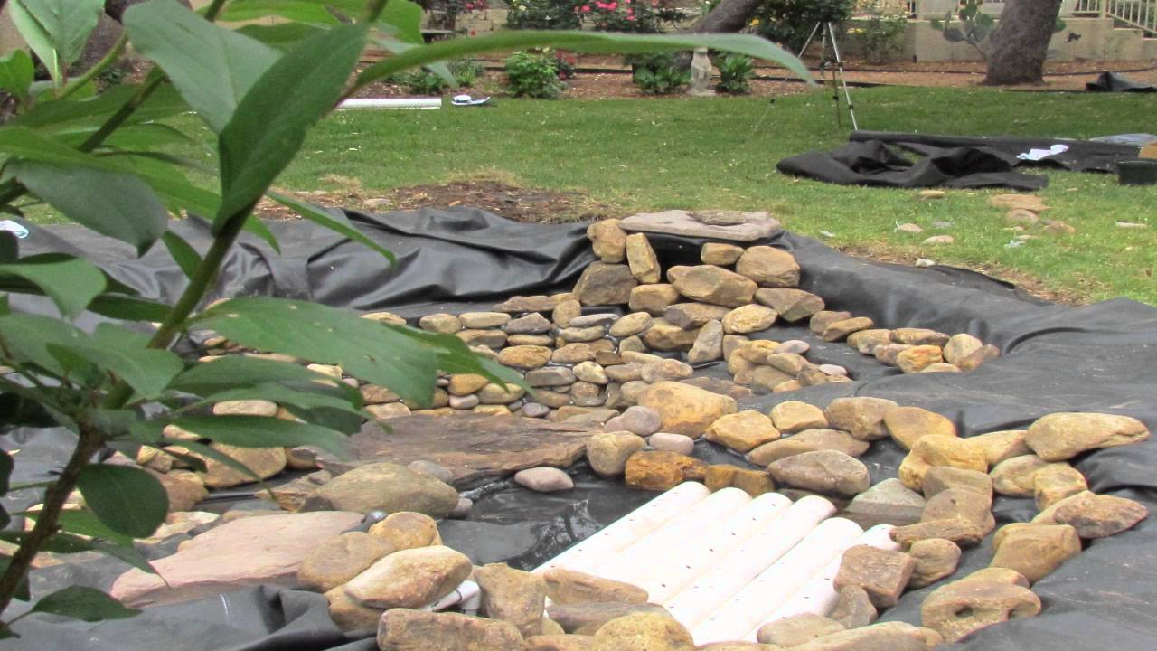 Koi pond installation new braunfels texas for Koi pond installation