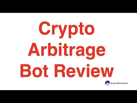 Crypto Arbitrage Bot Review