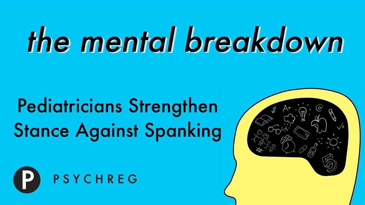 Pediatricians Strengthen Stance Against >> Pediatricians Strengthen Stance Against Spanking Youtube