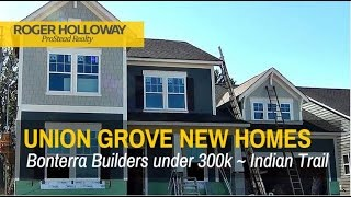 Union Grove Homes for Sale Indian Land NC - Bonterra Builders