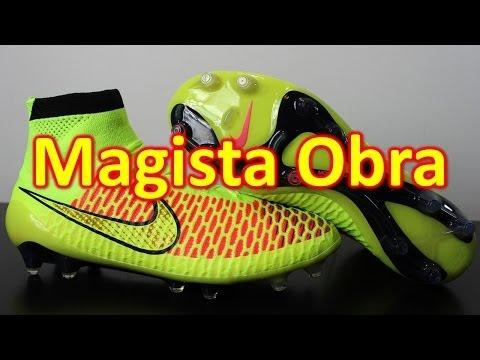 Nike Magista Obra Volt/Hyper Punch - Unboxing + On Feet