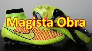 5441bf7f9cfe Nike Magista Opus Volt Hyper Pink - Unboxing + On Feet - Vloggest
