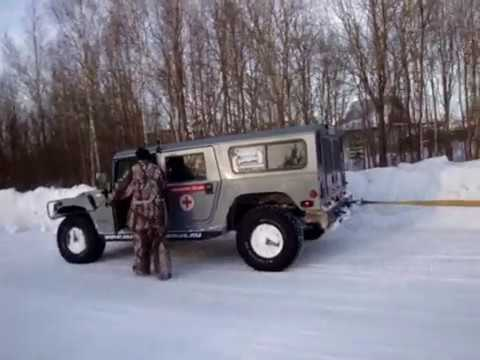 Thumbnail: Hummer H1 VS Dodge Ram. Part 2