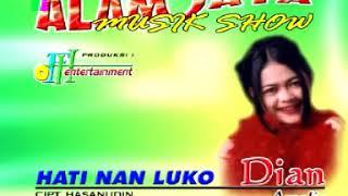"""Download Mp3 Dian Amelia """"hati Nan Luko"""" Alam Jaya Musik Show"""