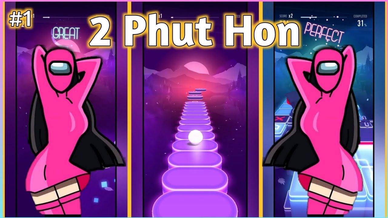 Dancing Sky 3 - Phao - 2 Phut Hon x Masew Tik Tok Remix   V Gamer