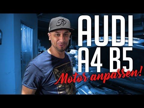 JP Performance - Audi A4 B5   Motor anpassen!