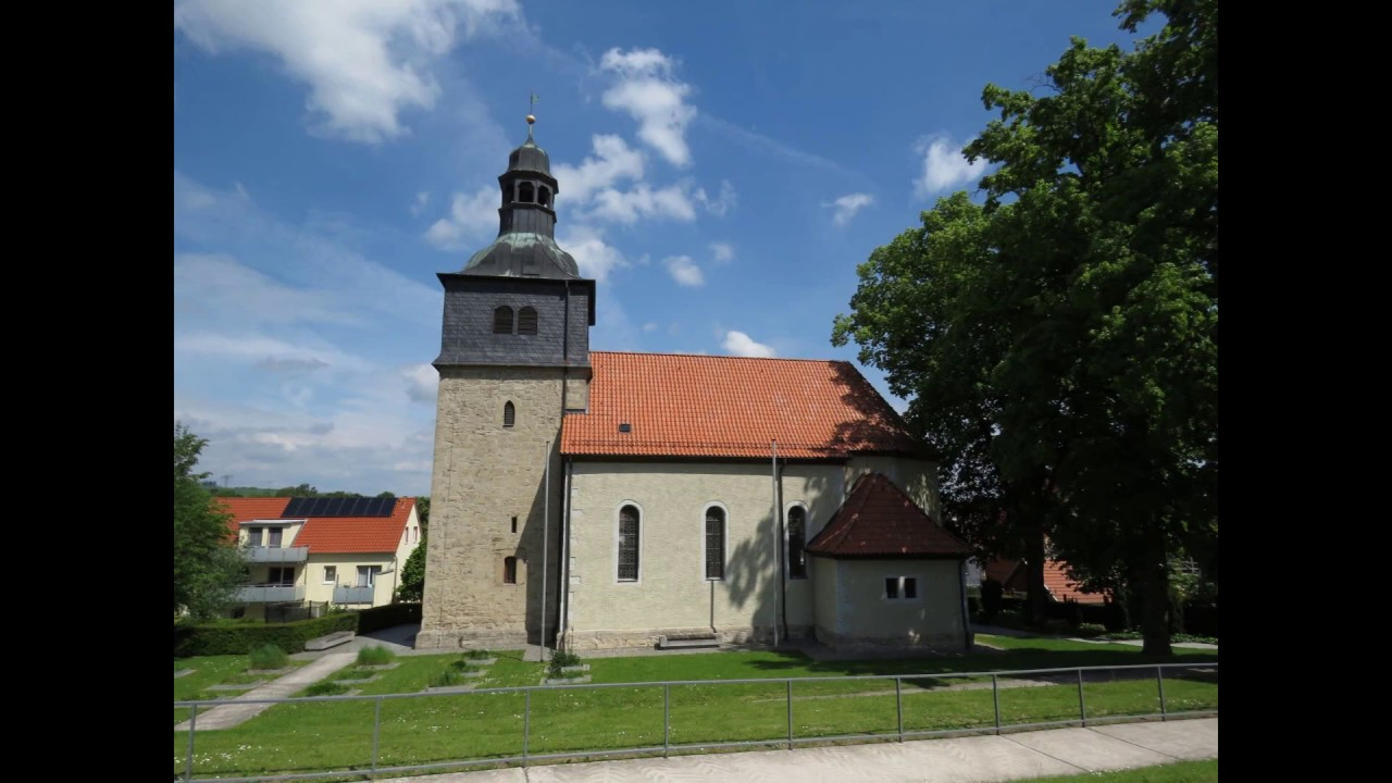 LEINEFELDE-Worbis (D) die Glocken der alten kath. Kirche
