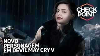 NOVO PERSONAGEM EM DEVIL MAY CRY 5, RED DEAD REDEMPTION 2 EM PRIMEIRA PESSOA - Checkpoint