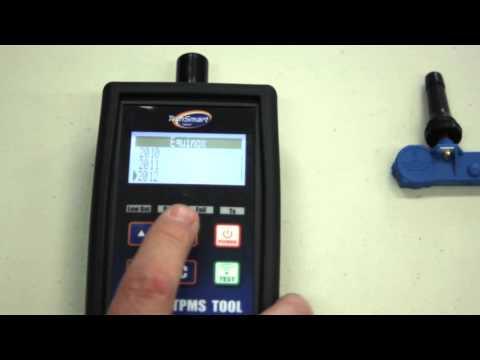QWIK-SENSOR programming with TechSmart T55001 tool