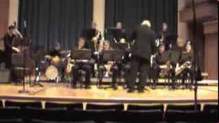 Penn State Jazz Band Outer Dimensions 12-7-12