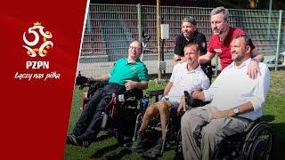 Audiodeskrypcja i ułatwienia dla niepełnosprawnych na meczach reprezentacji Polski