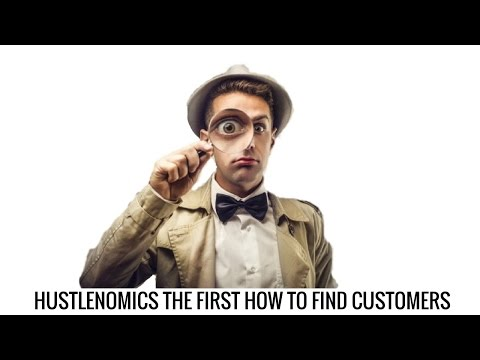 How to Start A Business Fast [ 2 of 20] How To Find Customers
