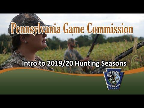 Intro To 2019/20 Hunting Seasons
