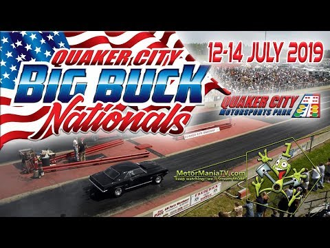 Quaker City Big Buck Nationals - Friday