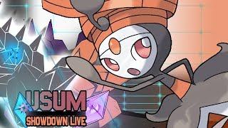 Pokemon Showdown Live Ultra Sun and Moon #20 [Ou] - An Old Relic