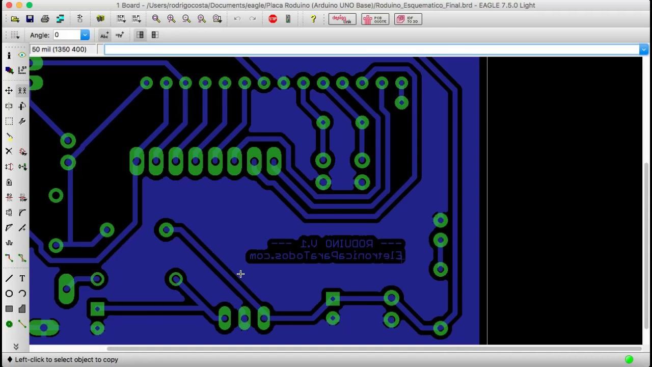 Placa circuito impresso fotografico 59