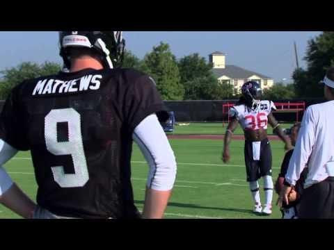 DJ Swearinger & Harry Douglas practice altercation