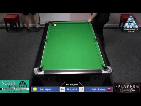 Barry Lynn V David Rooney Money Match Part 2