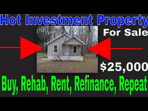 Investment Property for sale| Great Home to Buy, Rehab, Rent, Refinance and Repeat! 314 Graham, NC