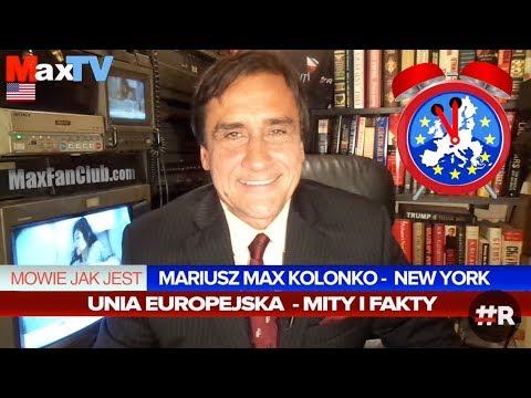 #R Max Kolonko Głosuj Polaku! #mamciszewdupie (z MaxTVGO)