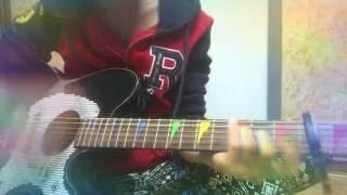 ម៉ែ mae guitar